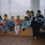 Занимания с деца в Нареченски бани